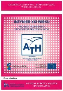 Book Cover: Projekt Inżynierski Projektem Innowacyjnym