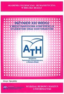 Book Cover: V Międzynarodowa Konferencja Studentów oraz Doktorantów