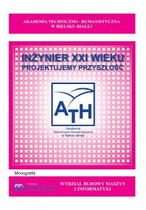 Book Cover: Engineer of XXI Century - We Design the Future